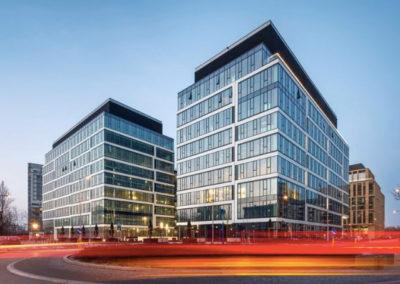 Gdański Business Center, Warszawa - Realizacja KAMEN