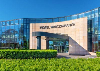 Hotel Warszawianka, Jachranka - Realizacja KAMEN