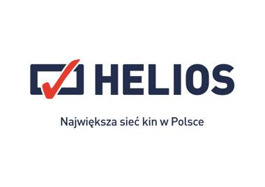 Kina HELIOS – sieć kin w całej Polsce - Realizacja KAMEN
