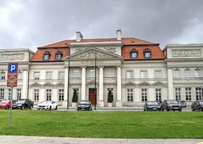 Pałac Prymasowski, Warszawa - Realizacja KAMEN