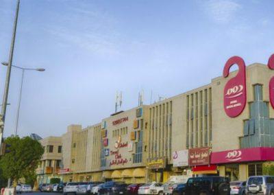 Al. Olaya Hotel Riyadh Realizacja KAMEN